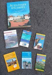 diverse Reiseführer