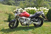 Verkaufe Yamaha FZ-6 N2