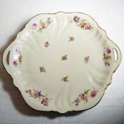 Zierteller Kuchenplatte Rosenthal Porzellan Prunkschale