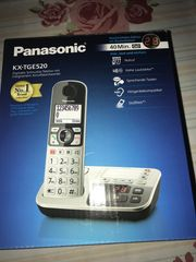 Verkaufe Telefon mit Anrufbeantworter Panasonic