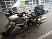 Verkaufe Kawasaki VN 1700 Voyager