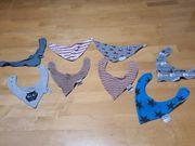Kinder Halstücher zusammen 8 Stück