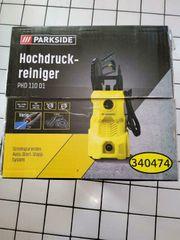 Parkside Hochdruck-Reiniger PHD 110 D1
