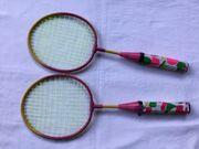 Kinder-Federballschläger Federball-spiel Softball Badminton-schläger