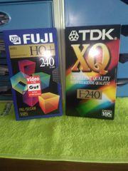 TDK 1 1 FUJI-Videokassette HQ
