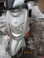 Motorroller Pegasus S 50 LX