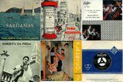 verschiedene europäische Folklore aus Sammlungsauflösung -