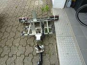Fahrradträger für AHK - 3 Räder