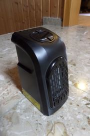 Mini Heizlüfter 370 Watt