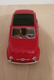 1 18 Modellauto FIAT 500