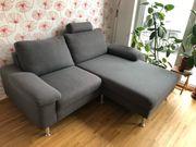 hochwertiges und kompaktes Sofa mit