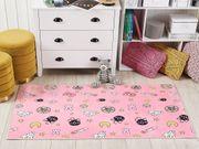 Kinderteppich rosa 80 x 150