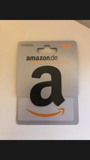Amazon 100 Euro Gutschein