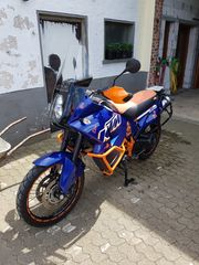 Moto Hooligan KTM 990 Adventure