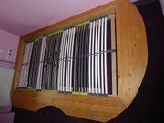 Holzbett 100 x 200 cm