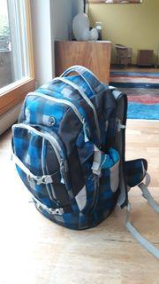 Scatch Schultasche Blau
