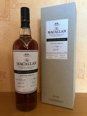 Macallan 30 Y Exceptional Single Cask