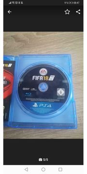 Fifa Spiele PS 4