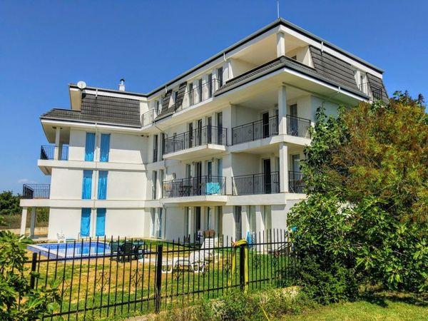 15 Einheiten Mehrfamilienhaus mit Meerblick