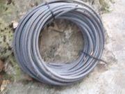 Stahlseil 10 5mm Durchmesser verzinkt