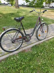 city 26Z Damen fahrrad verkehrsischer