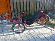 Liegerad - Liegedreirad - Trike Catrike Pocket