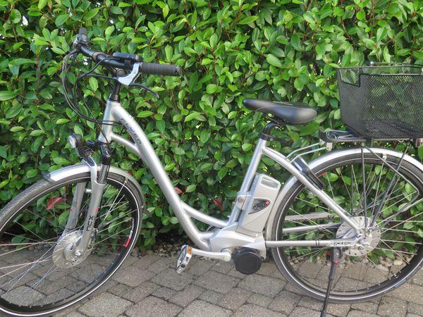 E-Bike Citybike FLYER T5 de