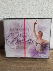 Zauberhafte Welt des Balletts 4