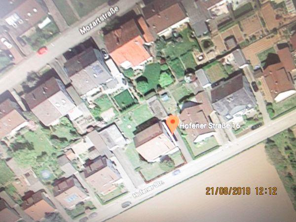 Baugrundstück Randlage in Kirchheim am