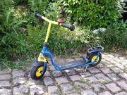 Puky Kinder-Roller in blau Luftreifen