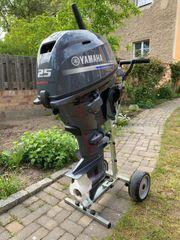 Yamaha Außenbordmotor F25 GMHS EFI