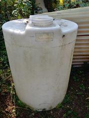 Wasser Fas für Garten