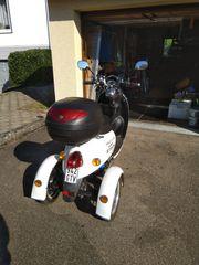 Trikes Elektro Roller
