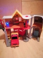 Feuerwehrhaus Sam