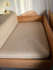 Jugendzimmer Bett Buchenholz