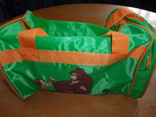 Sporttasche oder Kidergartentasche