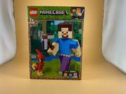 Lego Minecraft Steve 21148 Neu