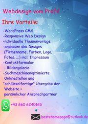 Webdesign Homepage Homepage Design Webside