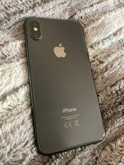 iPhone XS 256GB spacegrau - keine