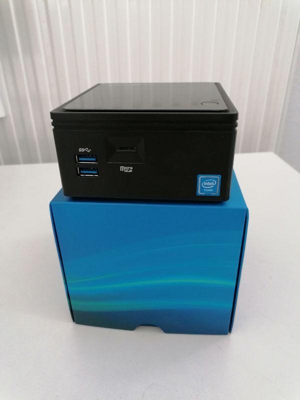 Gigabyte BRIX GB-BACE-3160 Intel Celeron