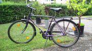 Verkaufe Herren Citybike mit neuen