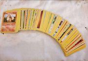 117 Pokemon Sammelkarten Original Neu