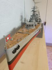 RC- Modellschiff Adm Graf Spee