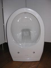 Wand-WC Flachspüler