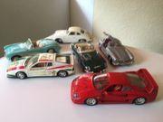 Burago Spielzeugautos 1 18