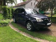Opel Antara SUV mit AHK