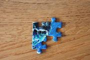 500-er Puzzle Delfine