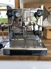 Espresso Siebträgermaschine ECM