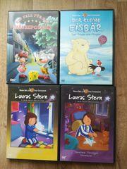 Verkaufe 4 Kinder DVD s