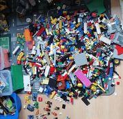 biete Lego Haufen